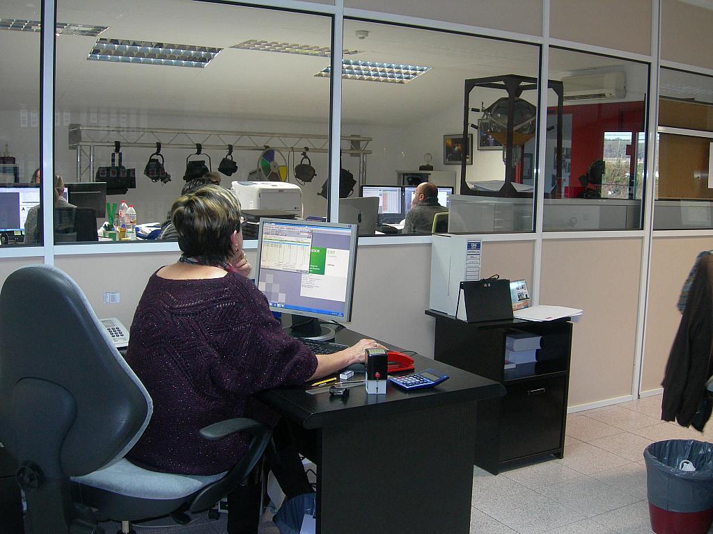 Nave industrial en alquiler en calle Segarra, Lliçà de Vall - 242417761