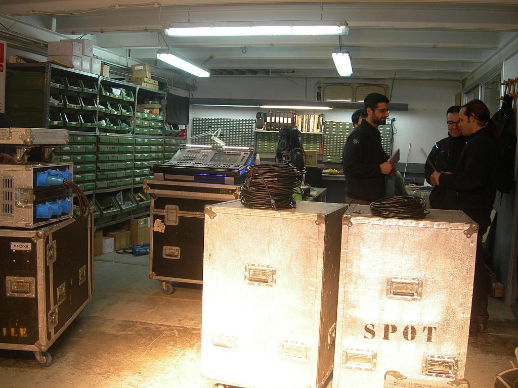 Nave industrial en alquiler en calle Segarra, Lliçà de Vall - 242417766