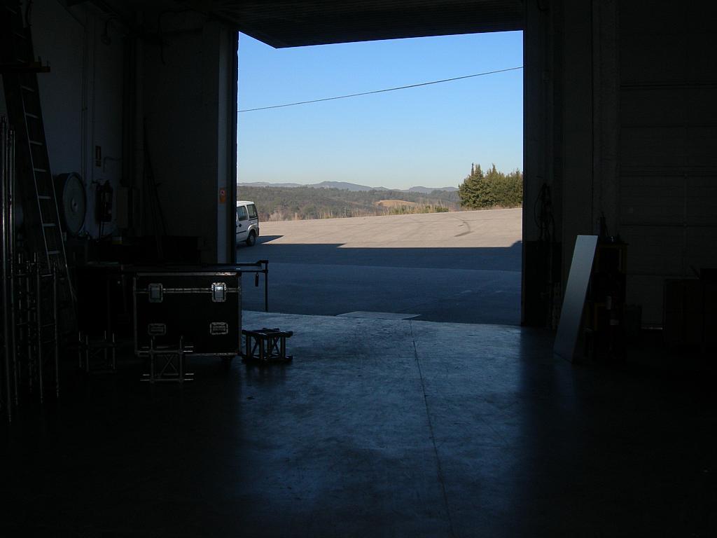 Nave industrial en alquiler en calle Segarra, Lliçà de Vall - 242417805