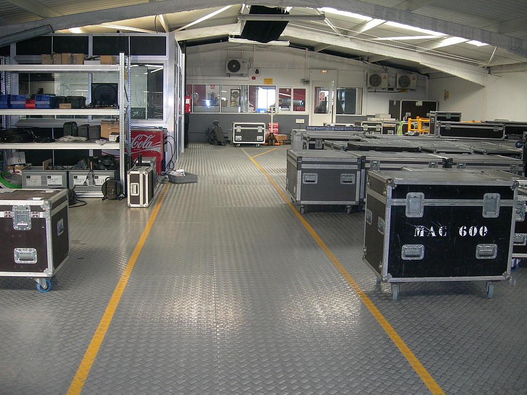 Nave industrial en alquiler en calle Segarra, Lliçà de Vall - 242417819