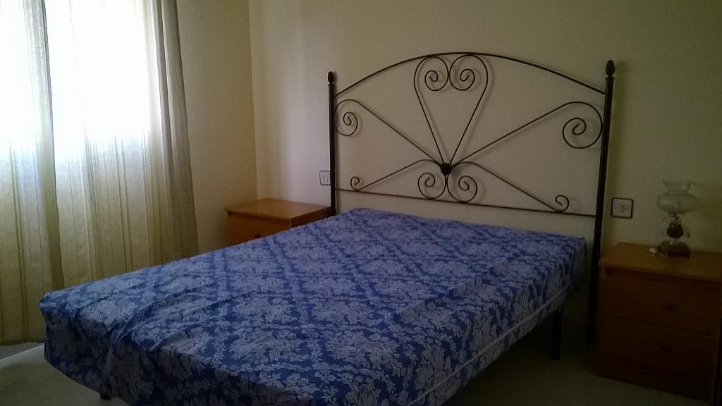 Dormitorio - Piso en alquiler en calle Arco de la Alameda, San Ildefonso en Jaén - 255193442