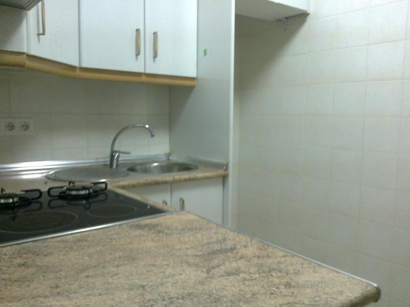 Cocina - Piso en alquiler en plaza Constitución, Jaén - 114340770