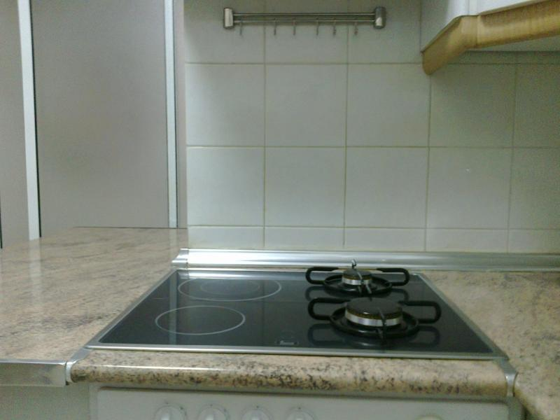 Cocina - Piso en alquiler en plaza Constitución, Jaén - 114340781