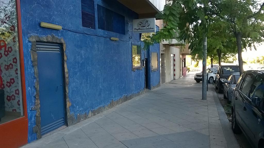 Fachada - Local en alquiler en paseo España, El Bulevar en Jaén - 220486639