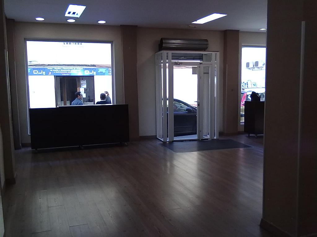 Local en alquiler en calle Dr Martínez Bordiu, Peñamefecit en Jaén - 223679422