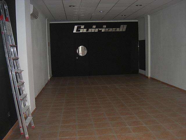 Local comercial en alquiler en calle Fumeral, Barrio de la Rambleta en Catarroja - 243029064