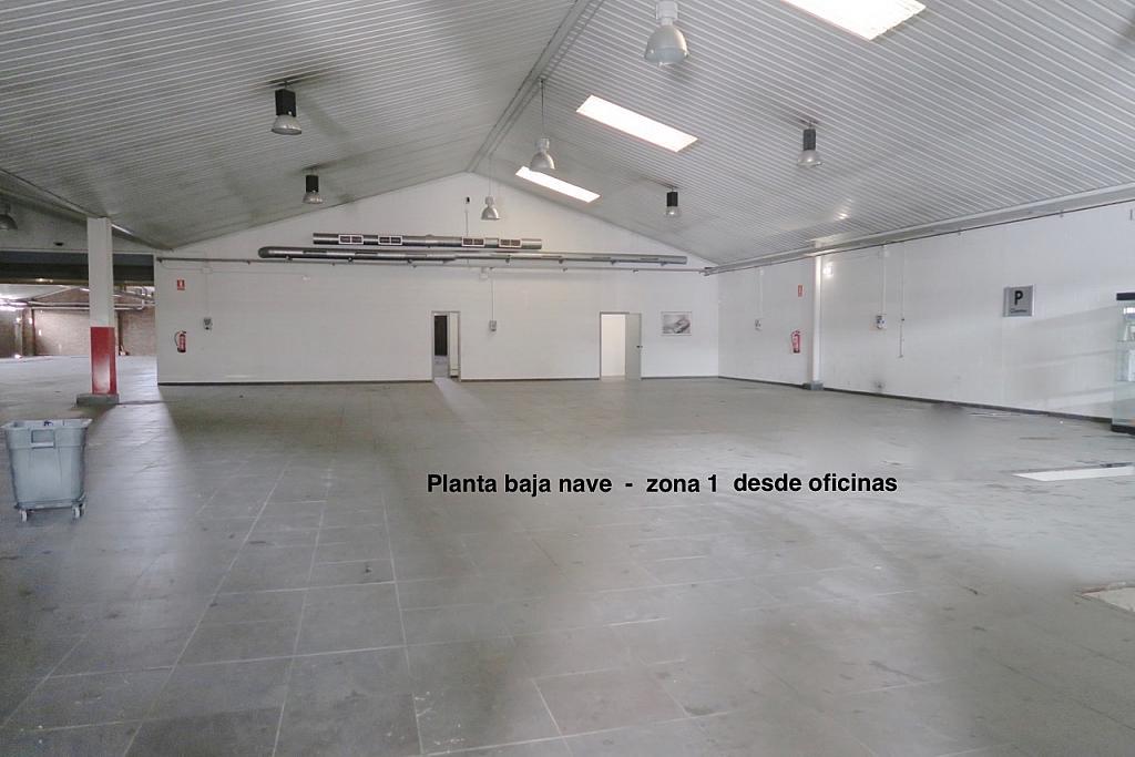Nave industrial en alquiler en calle Montilla, Les Planes en Sant Joan Despí - 310552330