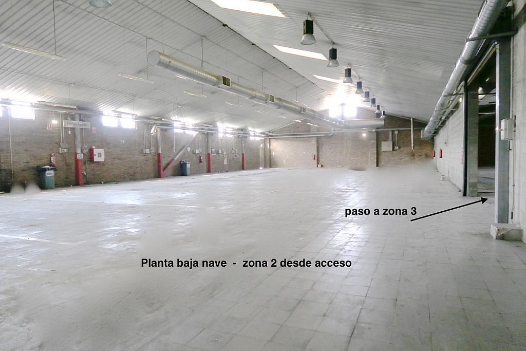 Nave industrial en alquiler en calle Montilla, Les Planes en Sant Joan Despí - 310552343