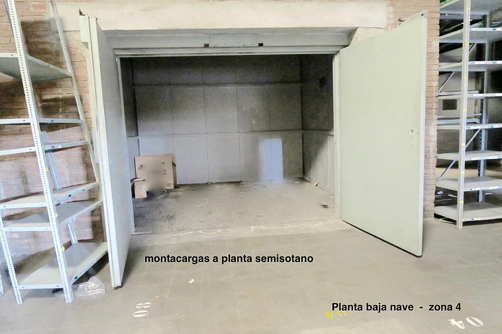 Nave industrial en alquiler en calle Montilla, Les Planes en Sant Joan Despí - 310552347