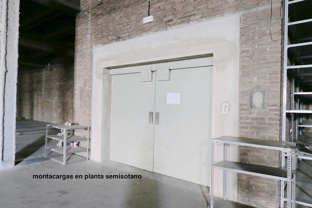 Nave industrial en alquiler en calle Montilla, Les Planes en Sant Joan Despí - 310552353