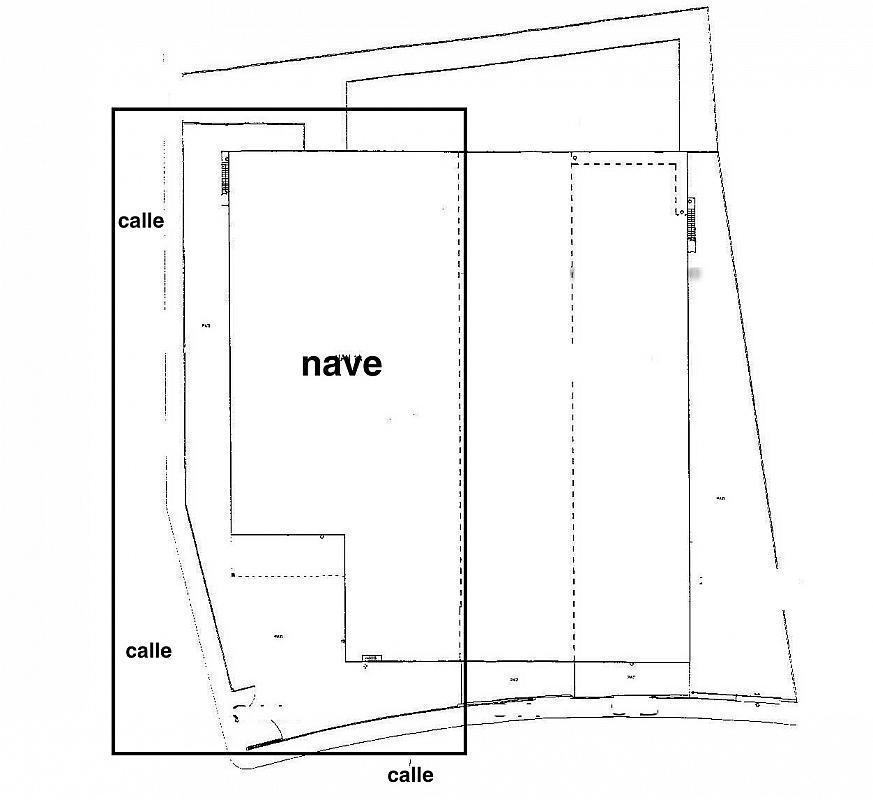 Plano - Nave industrial en alquiler en calle Montilla, Les Planes en Sant Joan Despí - 310552409
