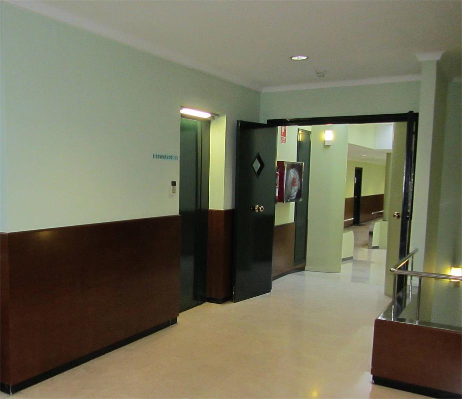 Zonas comunes - Oficina en alquiler en plaza Bonanova, Sant Gervasi – La Bonanova en Barcelona - 239545745