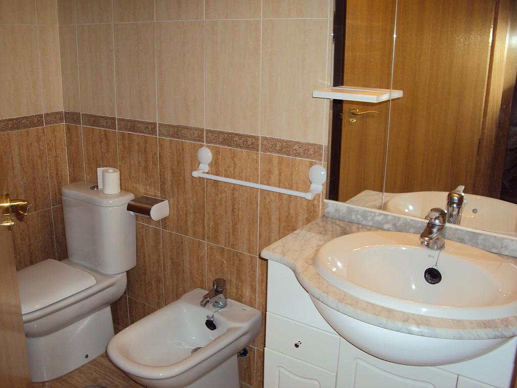 Apartamento en alquiler en calle Luis Rosales, Franciscanos en Albacete - 261508920