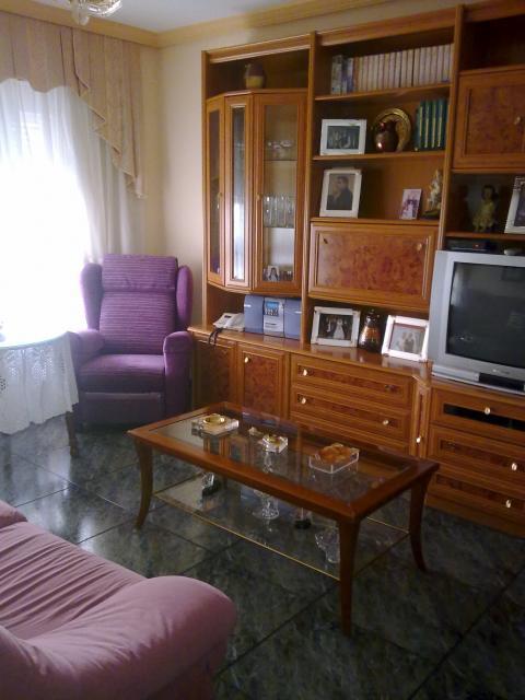 Salón - Apartamento en venta en calle Badajoz, San Pablo en Albacete - 43551139