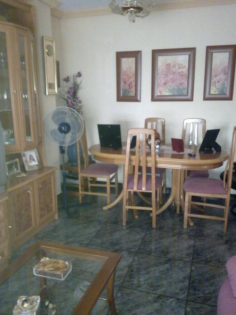 Salón - Apartamento en venta en calle Badajoz, San Pablo en Albacete - 43551146