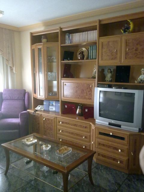 Salón - Apartamento en venta en calle Badajoz, San Pablo en Albacete - 43551151