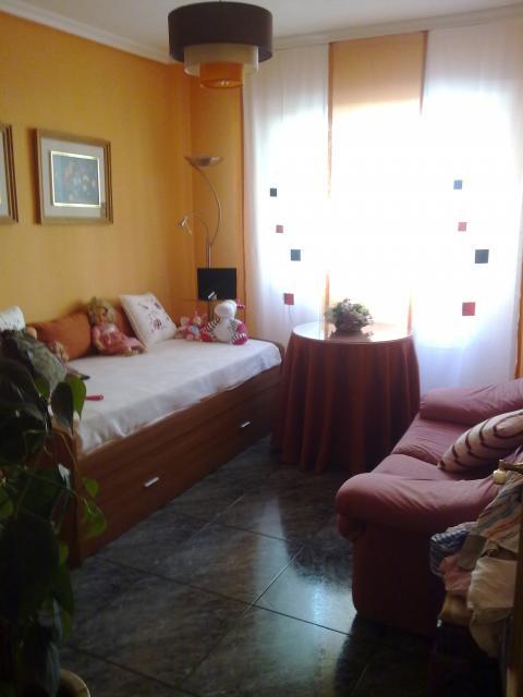Salón - Apartamento en venta en calle Badajoz, San Pablo en Albacete - 43551166