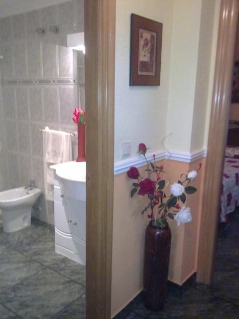 Baño - Apartamento en venta en calle Badajoz, San Pablo en Albacete - 43551177
