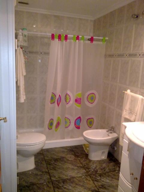 Baño - Apartamento en venta en calle Badajoz, San Pablo en Albacete - 43551178