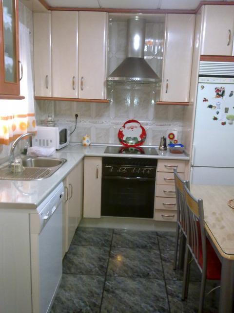 Cocina - Apartamento en venta en calle Badajoz, San Pablo en Albacete - 43551182