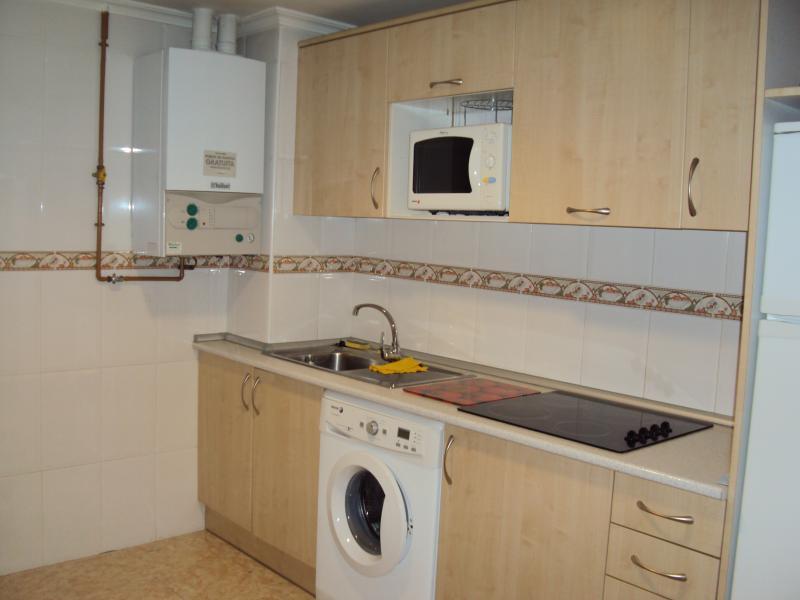 Cocina - Apartamento en alquiler en calle Matematicas, Universidad en Albacete - 52618061