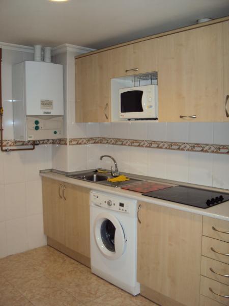Cocina - Apartamento en alquiler en calle Matematicas, Universidad en Albacete - 52618082