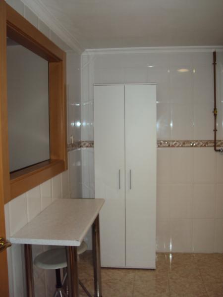 Cocina - Apartamento en alquiler en calle Matematicas, Universidad en Albacete - 52618093