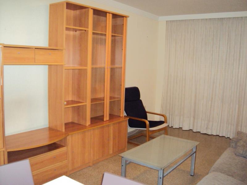 Salón - Apartamento en alquiler en calle Matematicas, Universidad en Albacete - 52618101