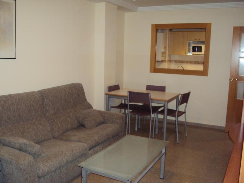 Salón - Apartamento en alquiler en calle Matematicas, Universidad en Albacete - 52618132