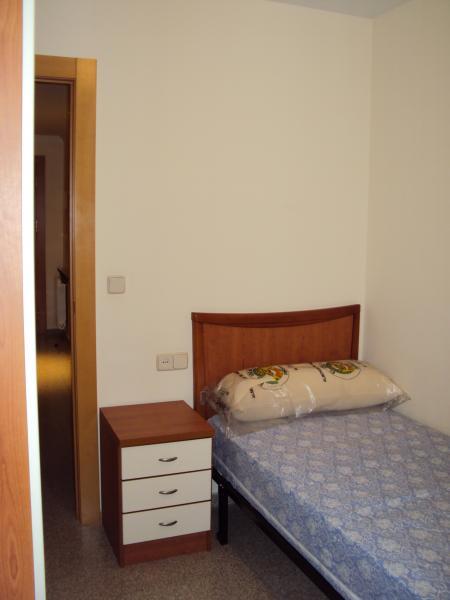 Dormitorio - Apartamento en alquiler en calle Matematicas, Universidad en Albacete - 52618179