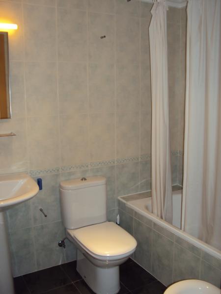 Baño - Apartamento en alquiler en calle Matematicas, Universidad en Albacete - 52618243