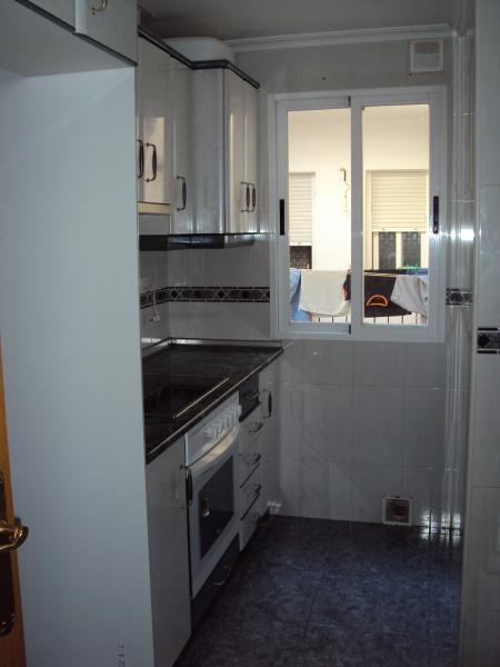 Cocina - Piso en alquiler en calle Pedro Coca, Franciscanos en Albacete - 53023168