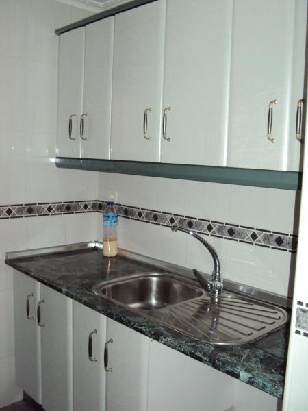 Cocina - Piso en alquiler en calle Pedro Coca, Franciscanos en Albacete - 53023173