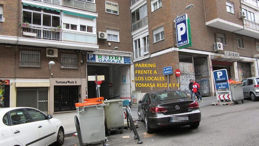 Oficina en alquiler en calle Tomasa Ruiz, Comillas en Madrid - 347527989