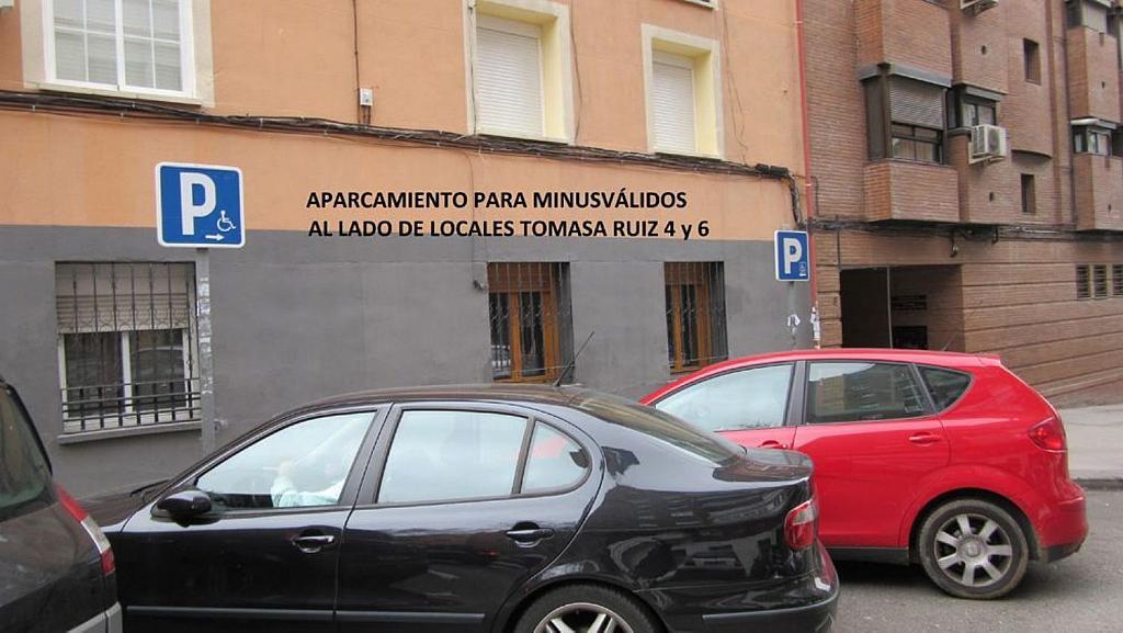 Oficina en alquiler en calle Tomasa Ruiz, Comillas en Madrid - 347527992