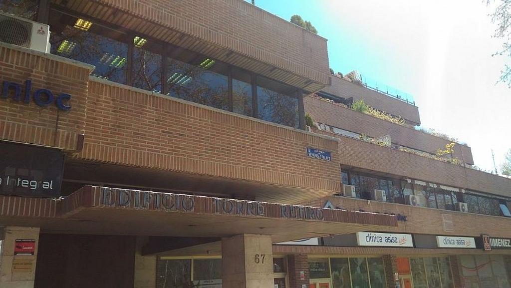Oficina en alquiler en calle De Menéndez Pelayo, Niño Jesús en Madrid - 361472977