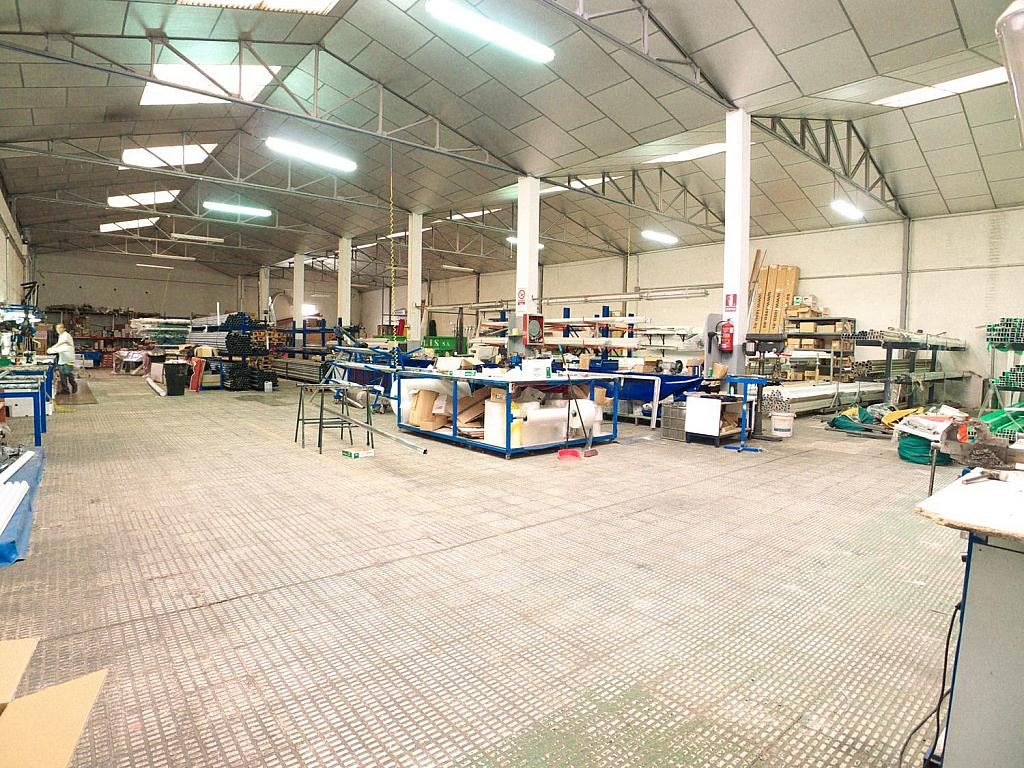 Nave industrial en alquiler en calle Av Fuenlabrada, Humanes de Madrid - 306557562