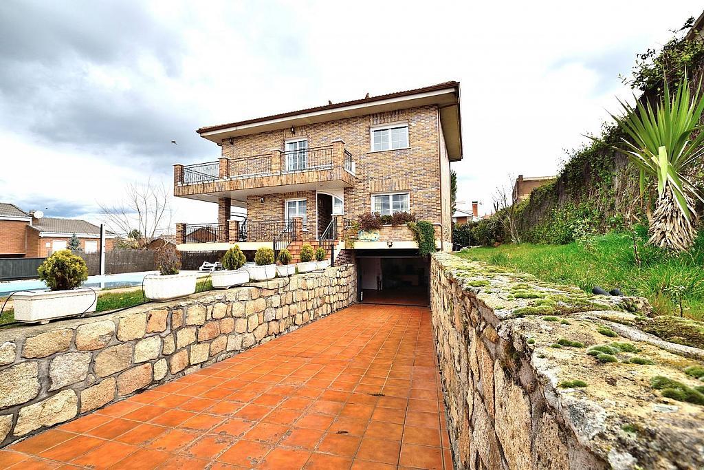 Casa en alquiler en calle Guijuelo, Uceda - 347528430