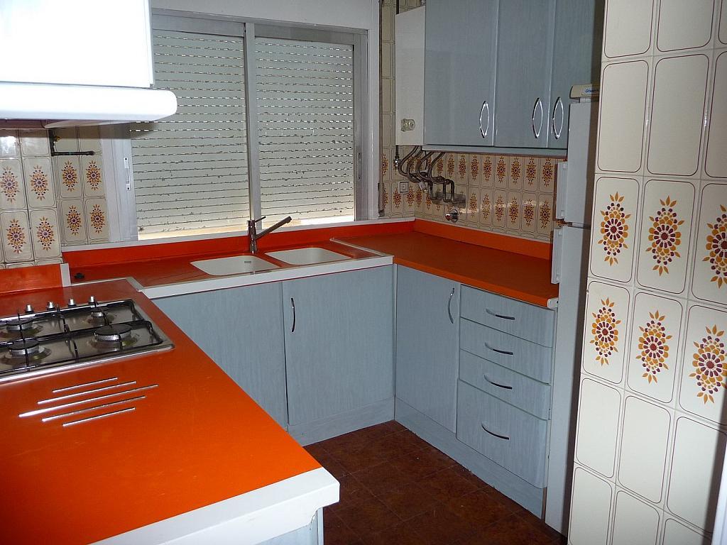 Cocina - Piso en alquiler en calle Brusselles, Capellans o acantilados en Salou - 232165649
