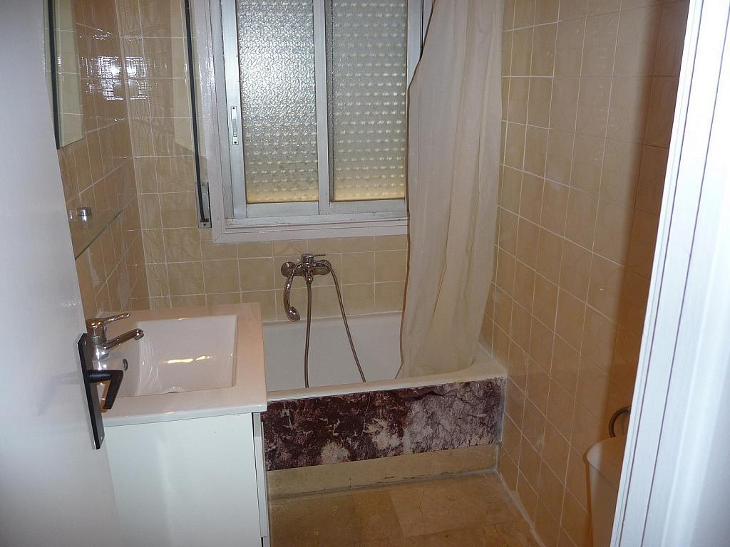 Baño - Piso en alquiler en calle Brusselles, Capellans o acantilados en Salou - 232165651