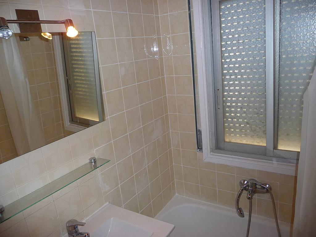 Baño - Piso en alquiler en calle Brusselles, Capellans o acantilados en Salou - 232165653