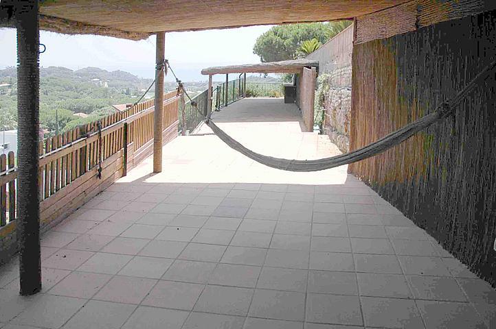 Casa en alquiler en Sant Andreu de Llavaneres - 303457288
