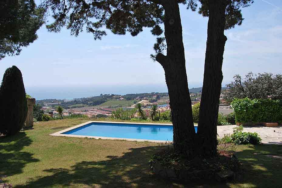 Casa en alquiler en Sant Vicenç de Montalt - 308859516