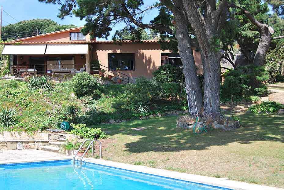 Casa en alquiler en Sant Vicenç de Montalt - 308859519