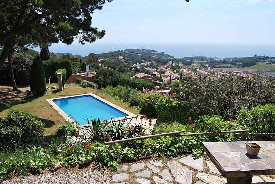 Casa en alquiler en Sant Vicenç de Montalt - 308859523