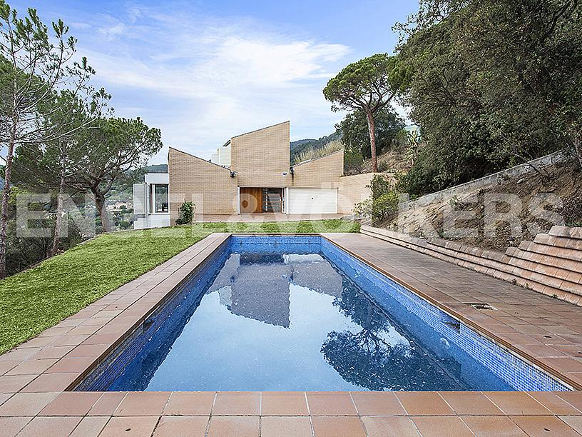 Casa en alquiler en Cabrera de Mar - 321249569