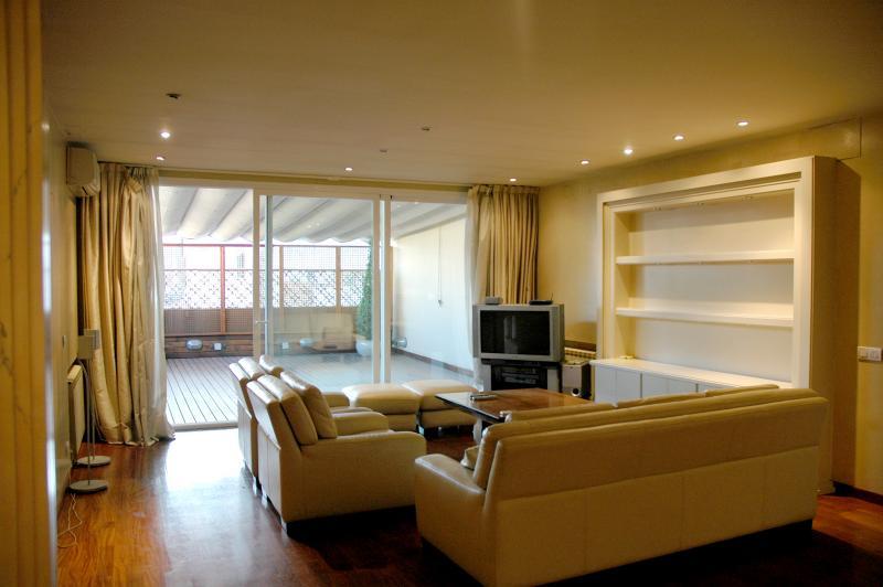 Salón - Casa en alquiler en Mataró - 48842652