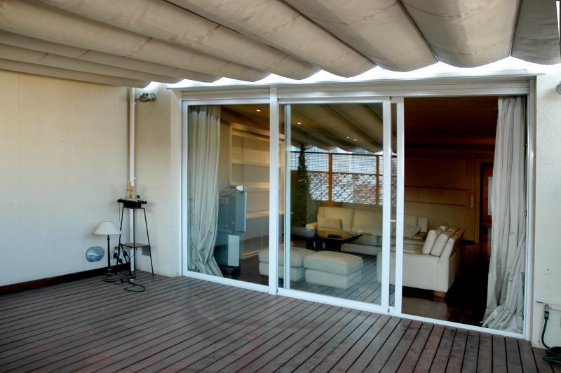 Terraza - Casa en alquiler en Mataró - 48842655