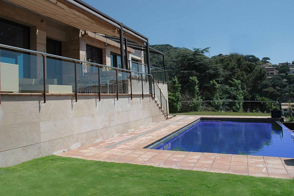 Piscina - Casa en alquiler en Cabrils - 124125729