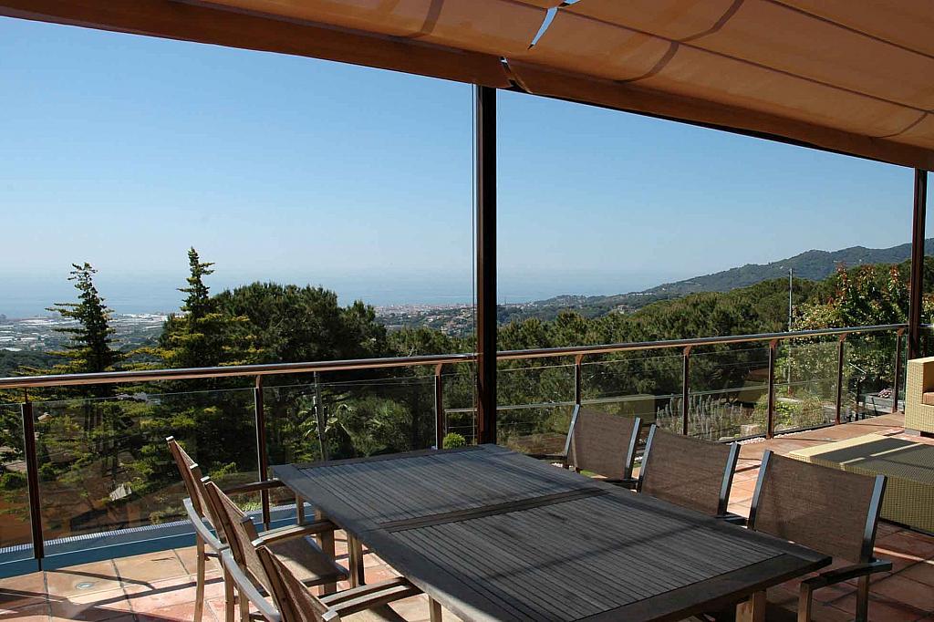 Vistas - Casa en alquiler en Cabrils - 124125730